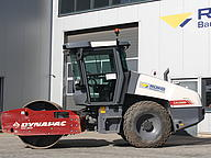 Dynapac Single drum rollers CA 1500 D