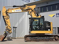 Caterpillar Tracked Excavators 325 F LCR