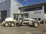 New Holland Grader F 156.6